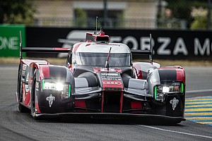 Le Mans Qualifying report Both Audi cars on third row at Le Mans