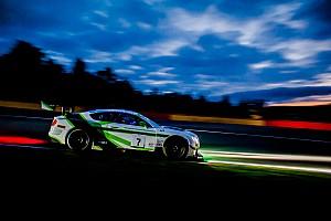 Blancpain Endurance Breaking news Bentley adds third works car for Spa 24 Hours