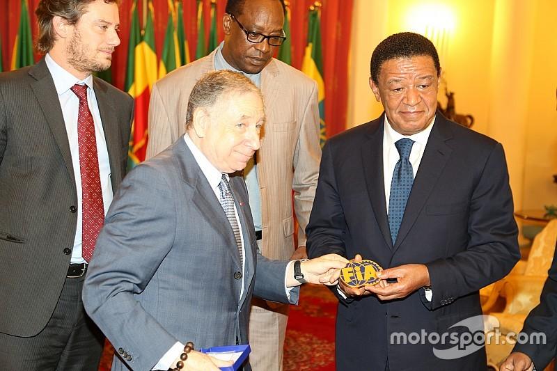 Analyse: FIA wirbt in Afrika für Sport und Sicherheit