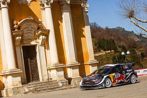 WRC Etappeverslag WRC Corsica: Ogier vergroot voorsprong, Meeke en Latvala crashen