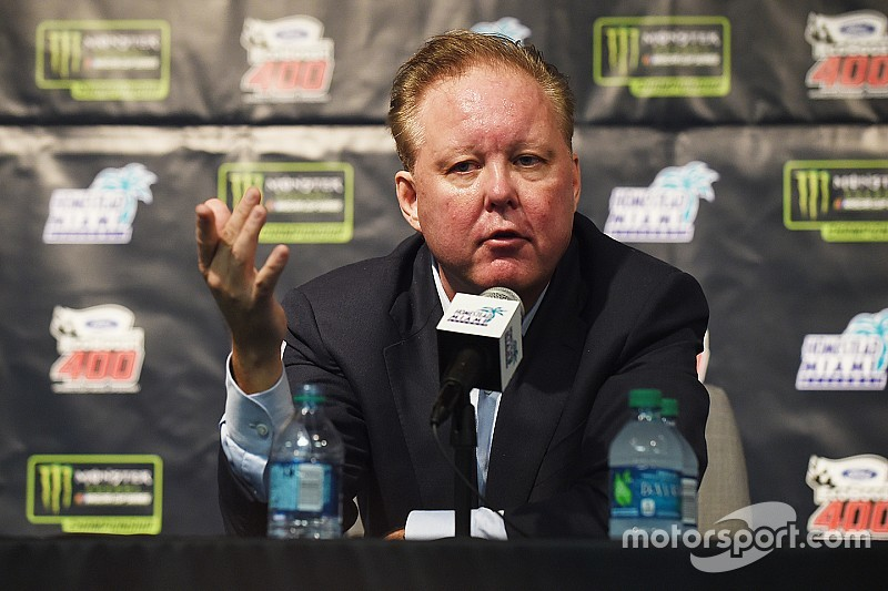 NASCAR CEO Brian France arrested for DUI and Oxycodone