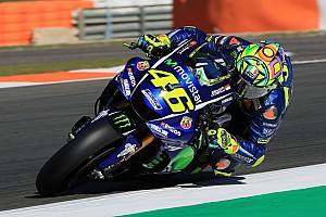 MotoGP Breaking news Rossi confirms 2018 Yamaha will be based on 2016 bike