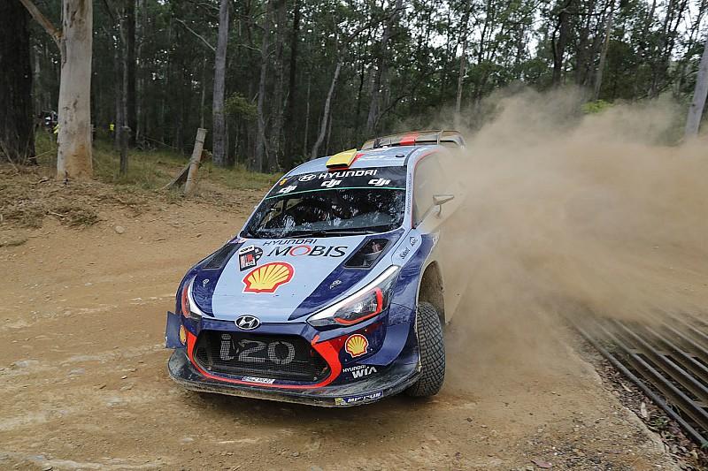 Машина WRC Hyundai нагадала Міккельсену Volkswagen