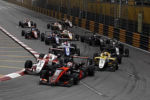 """その他 速報ニュース 17年F3マカオGPは、牧野の9位が日本人最上位。その""""敗因""""は?"""