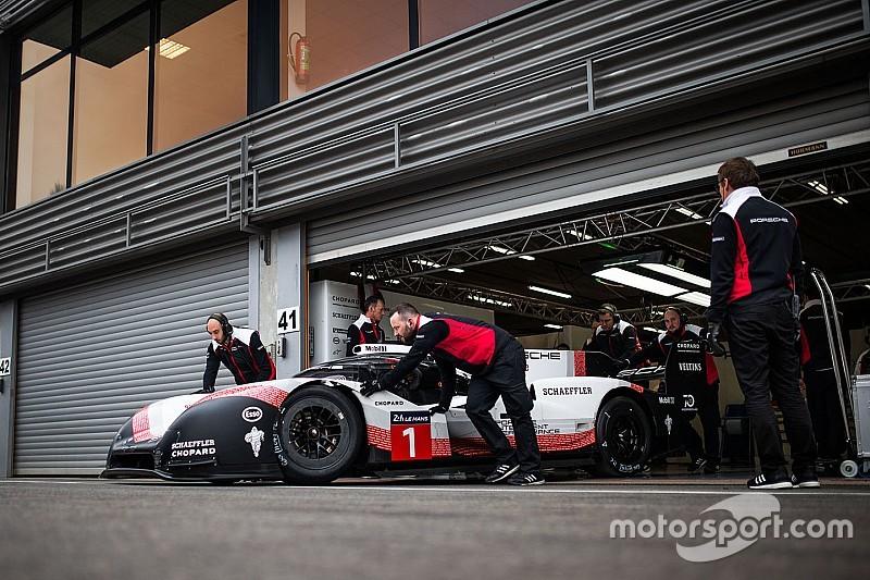 Comment Porsche a transformé sa LMP1 pour battre une F1