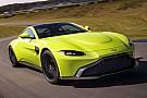 Auto Voici la nouvelle Aston Martin Vantage!