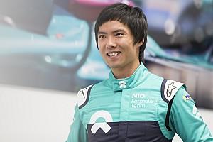 Formula E Ultime notizie La NIO sceglie Ma Qing Hua come driver di riserva