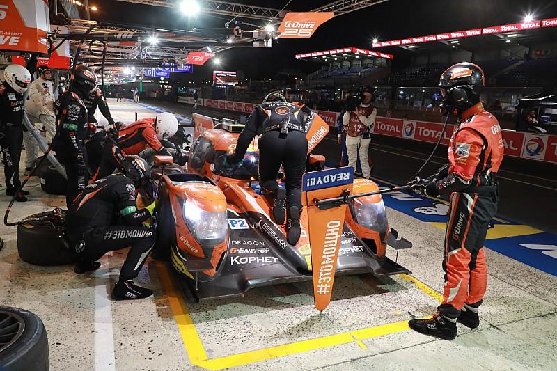 Tankstutzen manipuliert: G-Drive verliert Le-Mans-Klassensieg