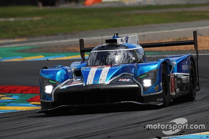 Manor Ginetta LMP1 team to skip Silverstone