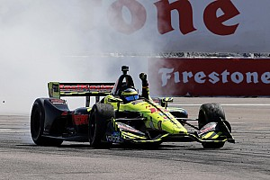 "IndyCar Breaking news Bourdais ""heartbroken"" for Wickens after inheriting St. Pete win"