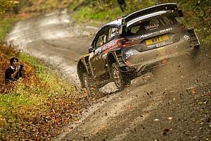 WRC Etap raporu Galler WRC: Ogier, Latvala'nın önünde lider
