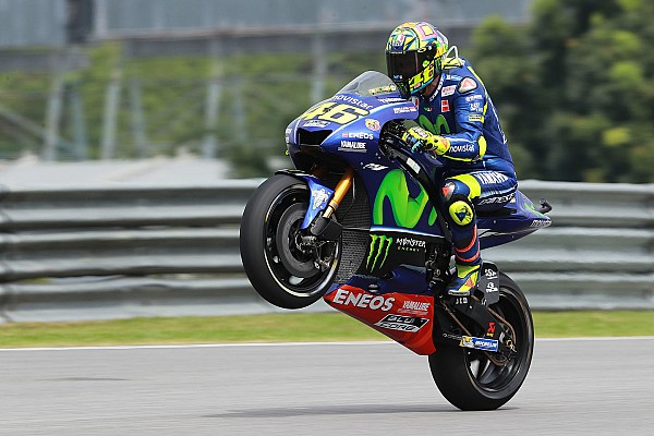 MotoGP Breaking news Valentino Rossi masuk nominasi Laureus Awards