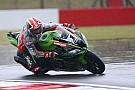 World Superbike Las Kawasaki mandan y las Ducati sufren en el arranque del WorldSBK en Donington