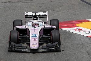 FIA F2 News Wiegen verpasst: Maximilian Günther disqualifiziert