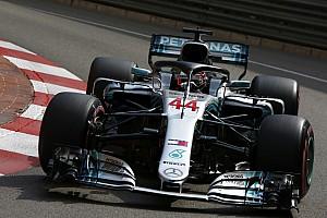 Hamilton: Estamos mais perto dos rivais do que o esperado