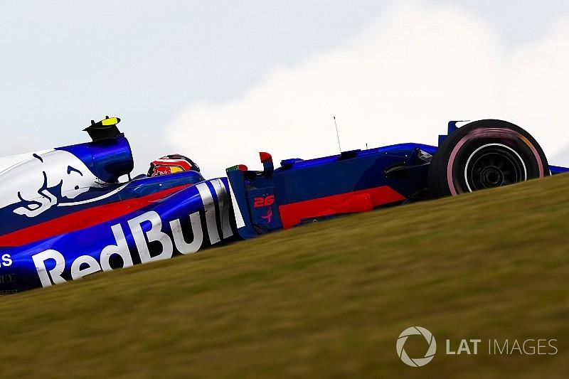 Kvyat cree que un futuro con Red Bull es posible