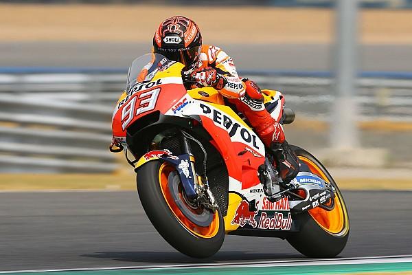MotoGP Son dakika Marquez: