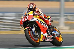 MotoGP Test Test Buriram, Giorno 2: Marquez scende sotto all'1'30