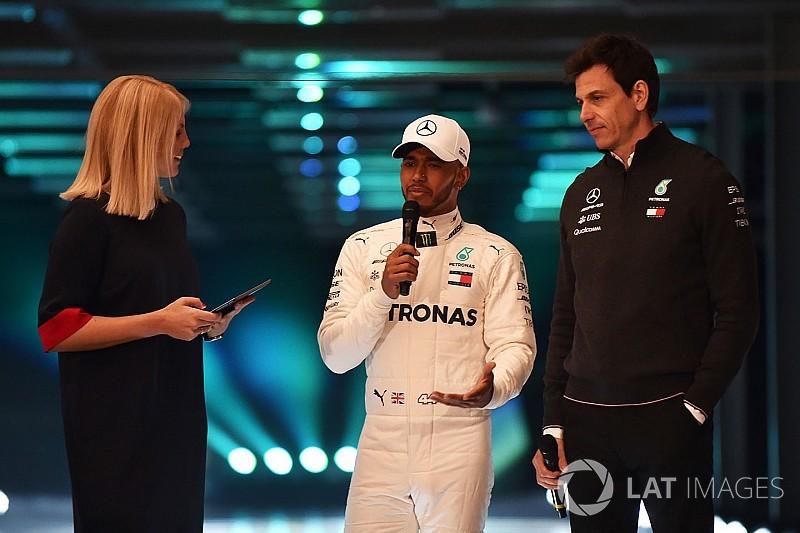 Von wegen MotoGP: Hamilton kurz vor neuem Mercedes-Deal