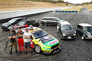Supercars Breaking news Video: Supercars star Mostert drag races modified street cars
