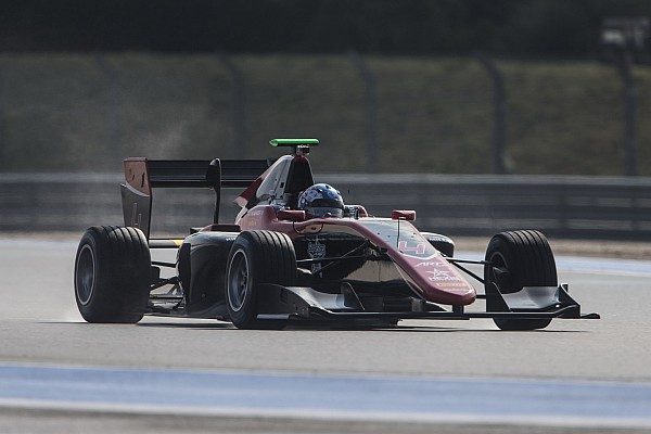 GP3 Test Paul Ricard, Giorno 1: Hughes guida la doppietta ART Grand Prix