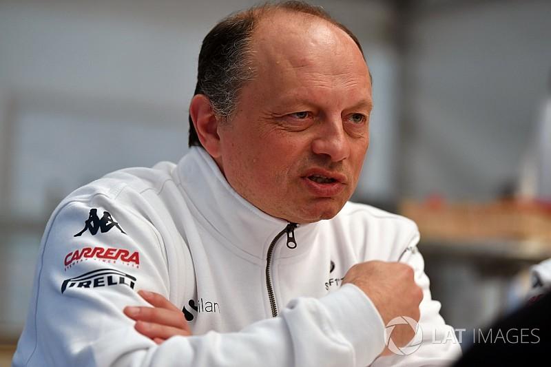 Vasseur: Bir Formula 1 takımını yeniden yapılandırmak çok karmaşık bir görev