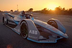 فورمولا إي أخبار عاجلة الفورمولا إي تكشف عن الجيل الثاني من سياراتها لموسم 2018/2019