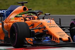 Fórmula 1 Noticias McLaren fue afectado por segundo día consecutivo en los test