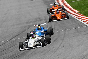 Formula 4 SEA Race report Hasil lomba Sabtu Formula 4 SEA Sepang