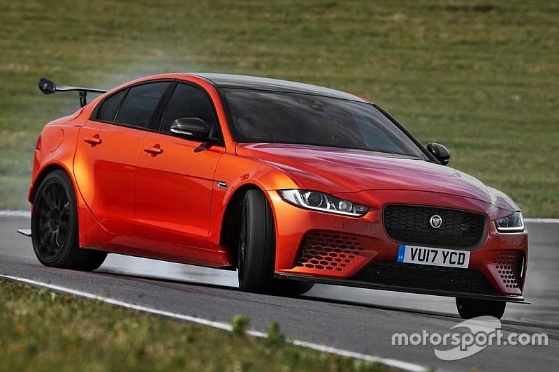 Jaguar запустив гоночну серію для багатих джентльменів