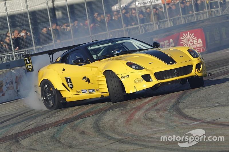 """Una sfida da Sceriffo: """"Il Drift ora merita la mia Ferrari"""""""