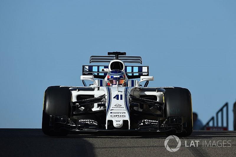 Масса: В Williams выбрали финансовый подход к комплектованию состава