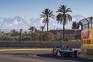 Formula E Prove libere Lucas Di Grassi si fa subito sentire a Marrakech