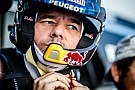 Other rally Loeb remporte la première épreuve de rallycross à Silverstone