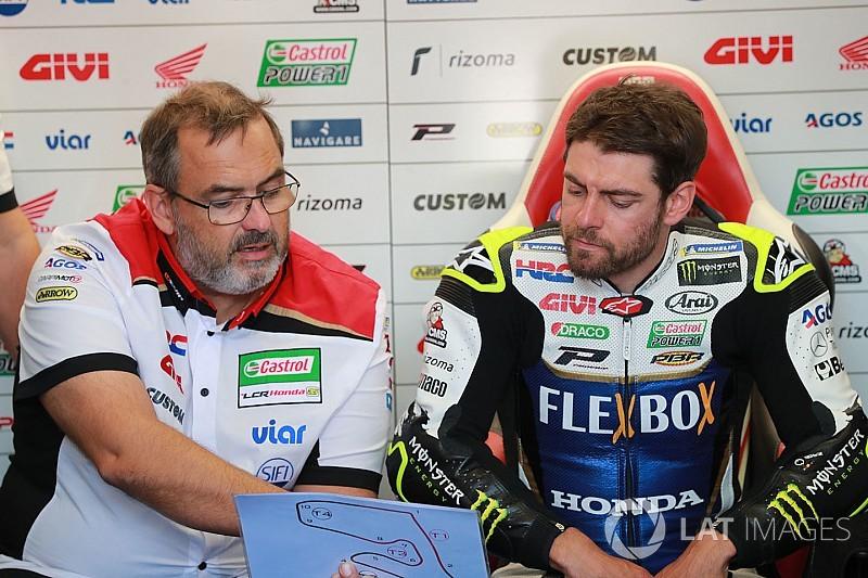 Crutchlow lambasts MotoGP race direction