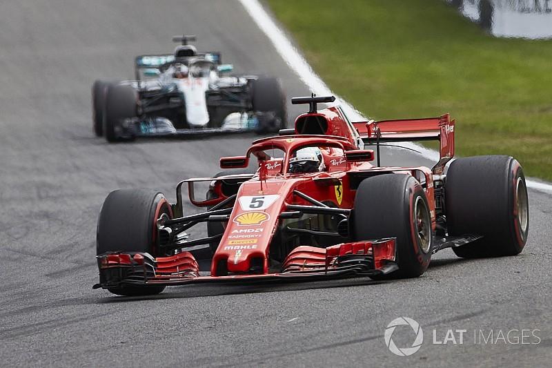 Hamilton: Mercedes can't keep