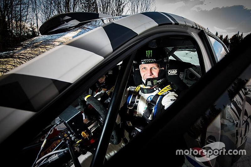 Solberg, Volkswagen Polo R5 ile WRC'ye dönüyor
