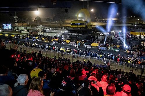 Sydney Supercars tickets limited to approximately 1000