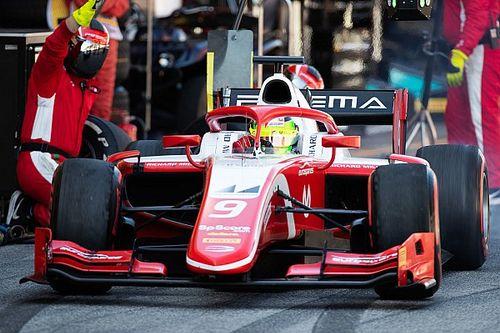 """فورمولا 2: ميك شوماخر """"تعلم من خطئه"""" في باكو"""