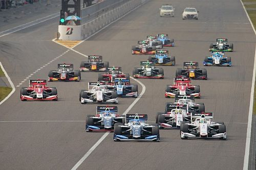 ¿Qué es la Súper Fórmula japonesa?