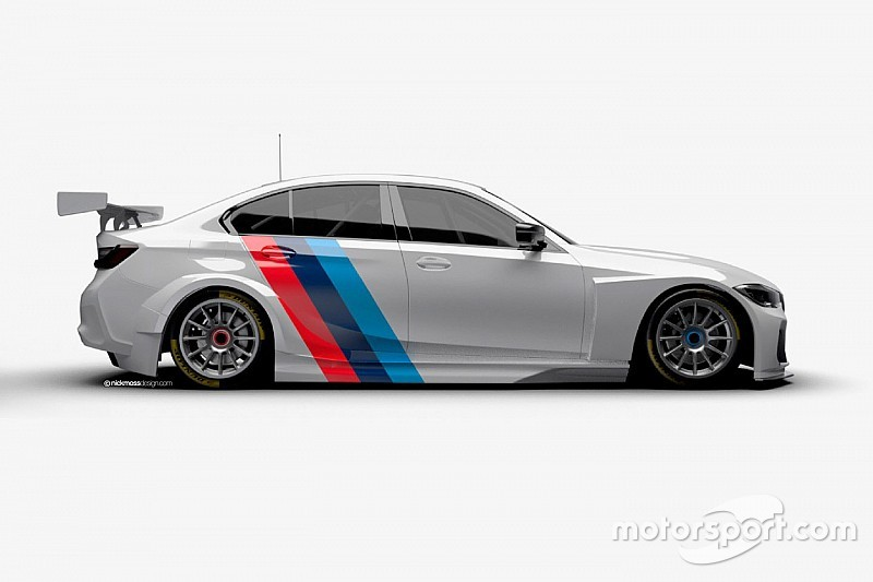 BMW brings back 3 Series to BTCC in 2019