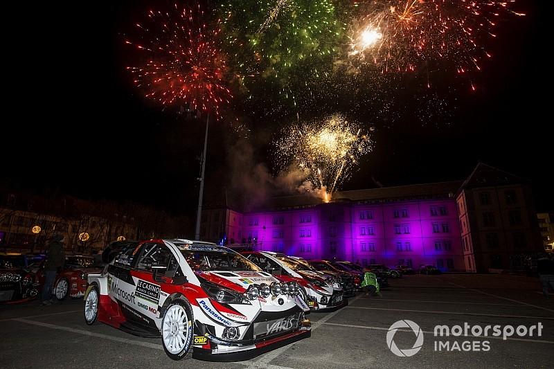Галерея: мальовниче відкриття сезону WRC-2019 в Монте-Карло