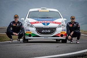 Peugeot Sport Italia pronta per il CIR 2019 con Ciuffi e Gonella. Andreucci è il coach