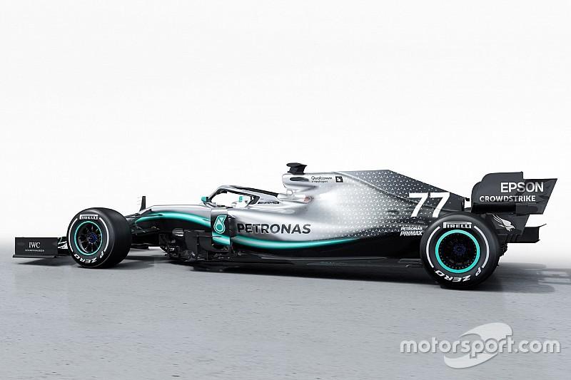 In beeld: De nieuwe Mercedes W10 uit alle hoeken