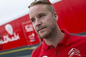 Ostberg lands Citroen drive in WRC2