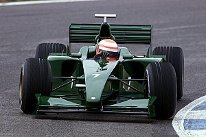 Los inicios de la corta historia de Jaguar en F1