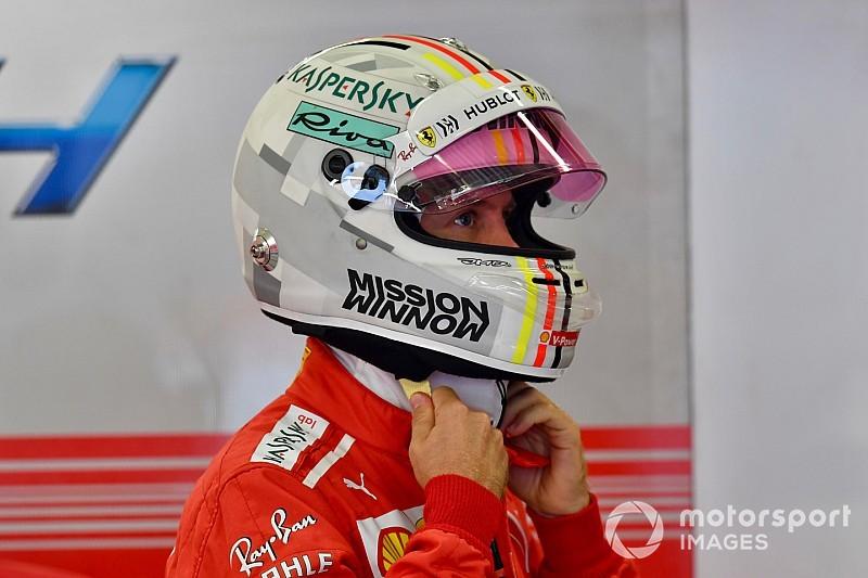 Vettel senza casco a 6 giorni dai test: Arai non ha ancora l'omologazione FIA 2019!