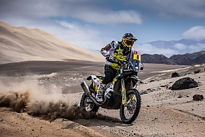 Video: De crash waarmee Quintanilla de Dakar verloor