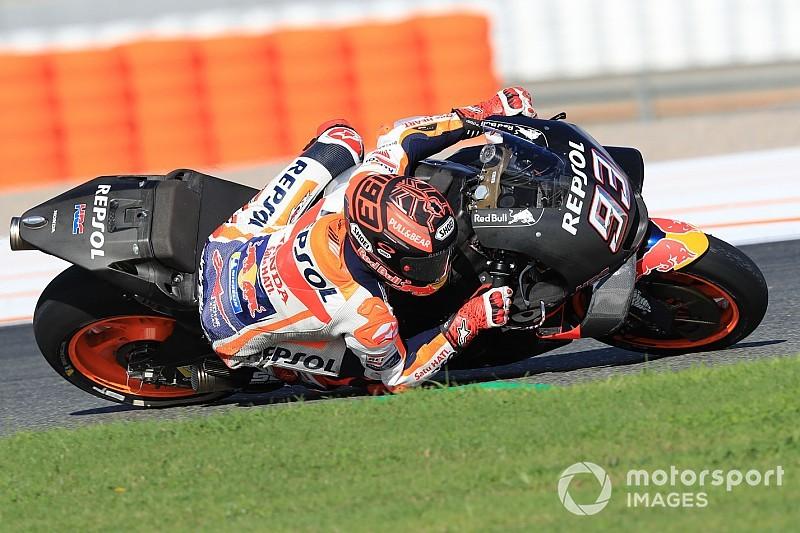Verletzung bremst Marc Marquez beim Test: