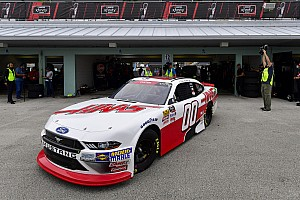 Cole Custer takes Xfinity pole over Bell at Homestead